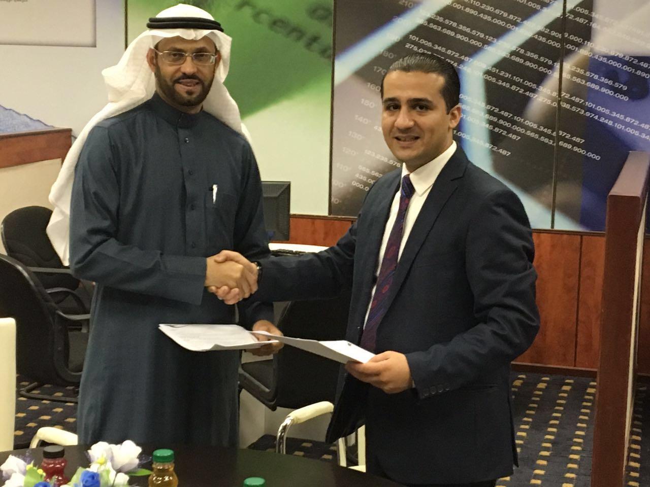 توقيع اتفاقية مركز معتمد في الاردن